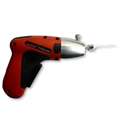 Electric pick gun (22 picks incl.)