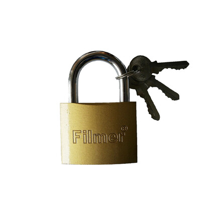 Customary Padlock